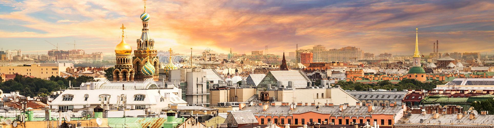 Sankt Petersburg, Polen , Estland, Lettland & Litauen – Busreise ab Franken und Minikreuzfahrt