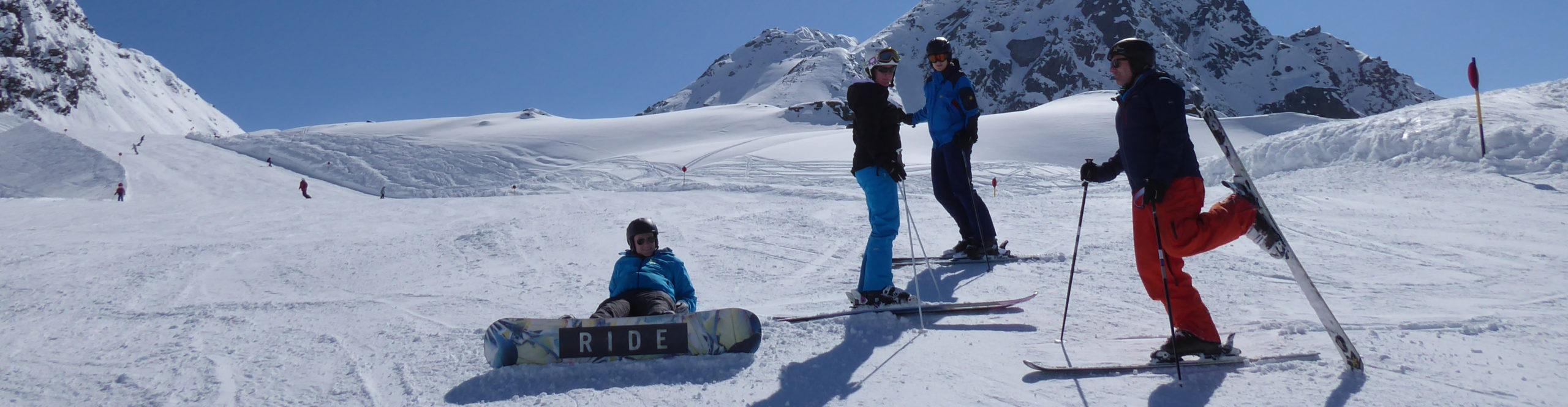 SÖLDEN – SchneeSpaßTag – Tagesskireise in eines der besten Skigebiete der Alpen am Karfreitag