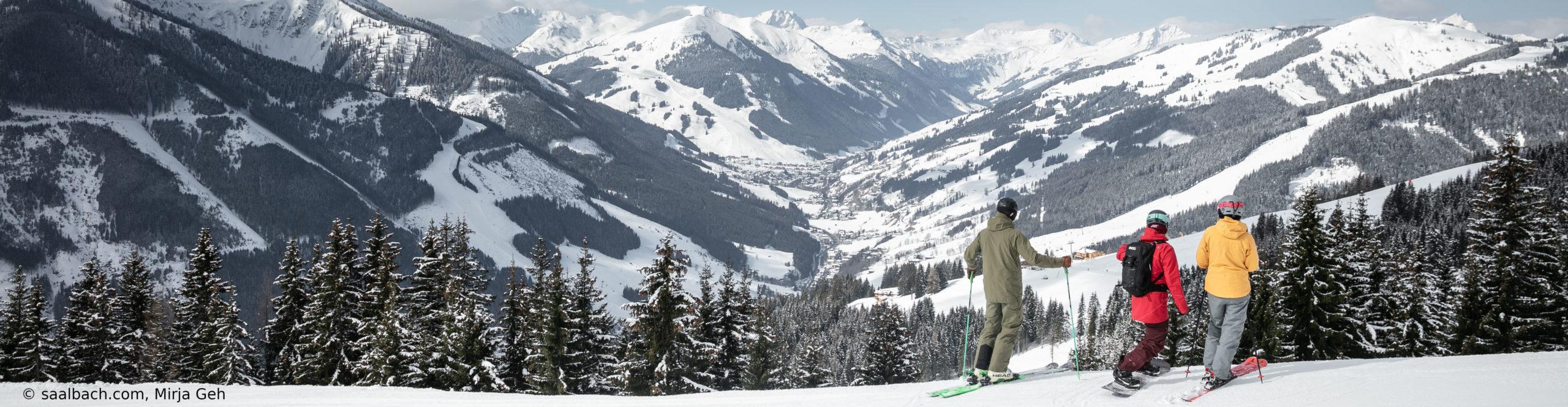 SAALBACH HINTERGLEMM – SchneeSparTag – Preishammer inklusive Skipass