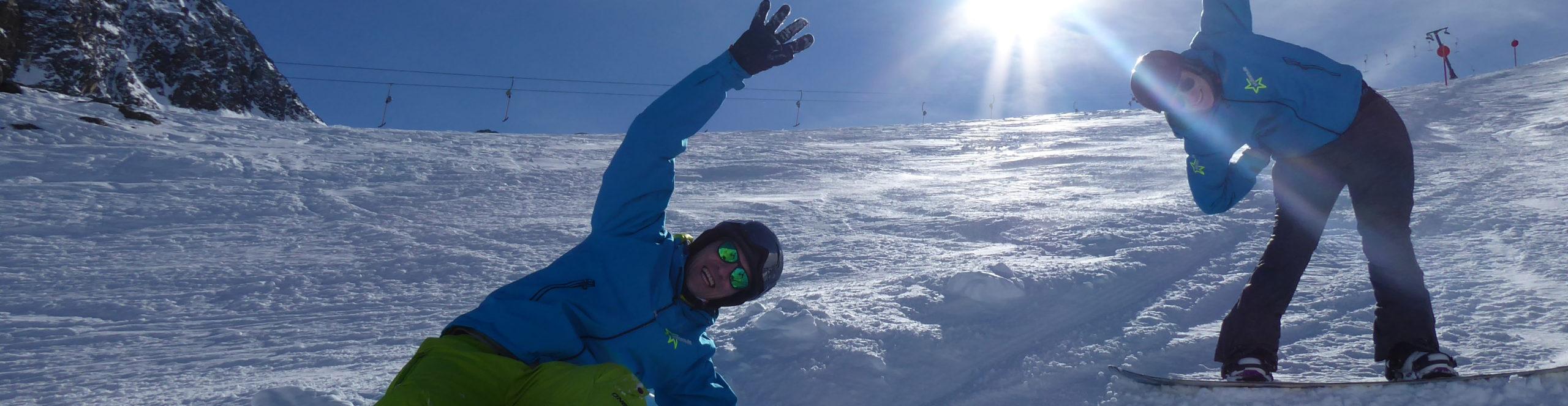 STUBAIER GLETSCHER – SchneeSpaßTag – Tagesskireise – Sonnenschein & Pulverschnee