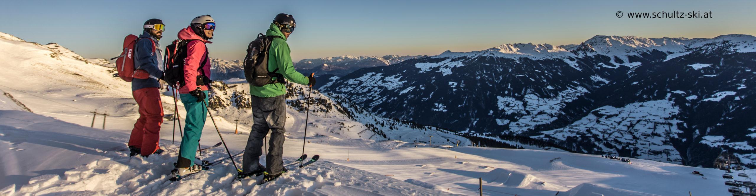 ZILLERTAL – verlängertes Skiwochenende mit 4 Skitagen – in den Weihnachtsferien – 4 Sterne Hotel mit Schwimmbad