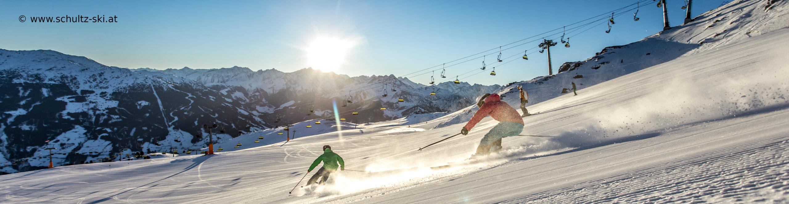 ZILLERTAL – verlängertes Skiwochenende mit 4 Skitagen – in den Faschingsferien – 4 Sterne Hotel mit Schwimmbad