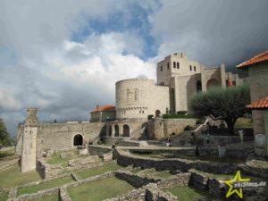 Festung Kruje Albanien