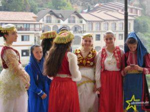 Kruje Albanien