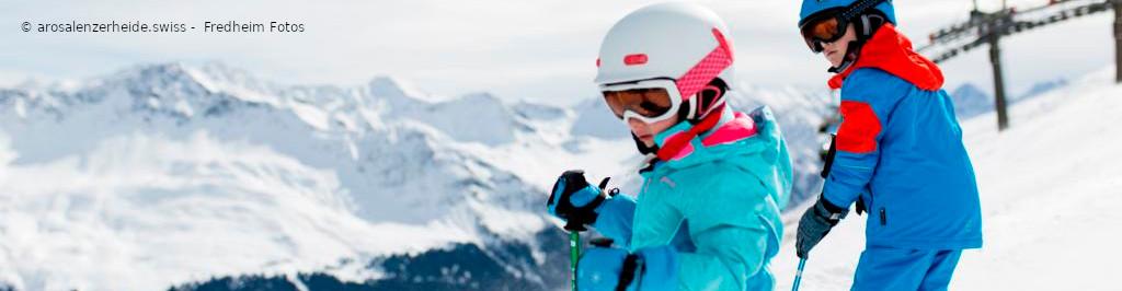 AROSA LENZERHEIDE – SCHWEIZ – Weltcuport zum Sparpreis – 2 Skitage – 2 Übernachtungen inkl. Skipass