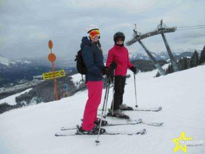 Scheffau SkiWelt Wilder Kaiser SchneeSpassTag