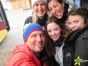 Flachau Skiwochenende Tagesskireise
