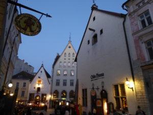 Marktplatz von Tallinn