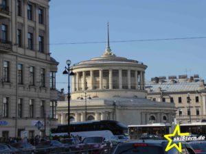 Sankt Petersburg U Bahn