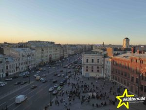 Nevsky Prospekt - Sankt Petersburg