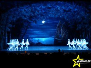 Ballett Schwanensee in Sankt Petersburg