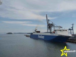 Fährhafen Helsinki